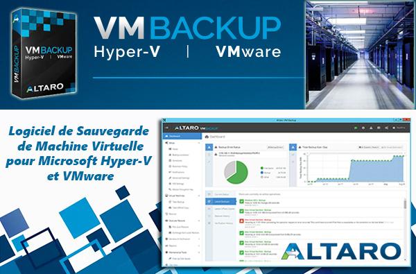 header campagne DataPrint Altaro VM Backup